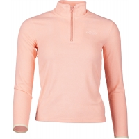 Lotto IZA II SWEAT HZ PILE BS - Hanorac fleece fete