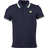 Lotto POLO LOGO - Tricou polo de bărbați