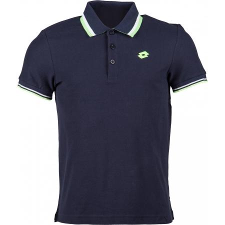 Tricou polo de bărbați - Lotto POLO LOGO - 1