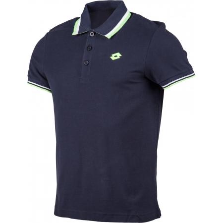 Tricou polo de bărbați - Lotto POLO LOGO - 2