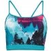 O'Neill 7P8706-9910 PW ACTIVE REVERSIBLE BRA TOP