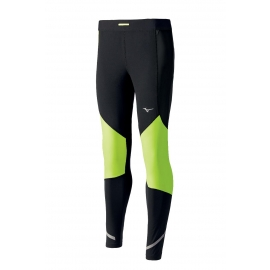 Mizuno STATIC WIND TIGHT - Pantaloni elastici de bărbați