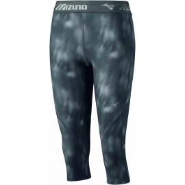 Mizuno IMPULSE 3/4 TIGHT W - Pantaloni elastici 3/4 damă