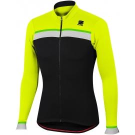 Sportful PISTA THERMAL JER - Tricou ciclism cu mâneci lungi bărbați