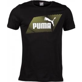 Puma HERZO LOGO GRAPHIC - Tricou de bărbați