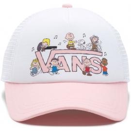 Vans PEANUTS DANCE PARTY OL - Șapcă de damă Peanuts