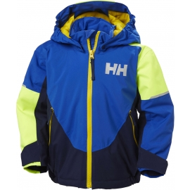 Helly Hansen RIDER INS JACKET K - Geacă ski copii
