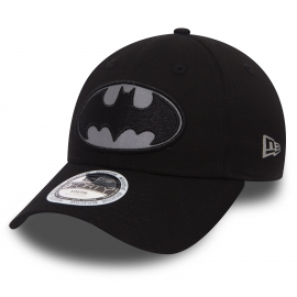 New Era 9FORTY JR REFLEX BATMAN - Șapcă copii