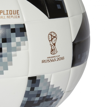 Minge de fotbal - adidas WORLD CUP TOP REPLIQUE - 3