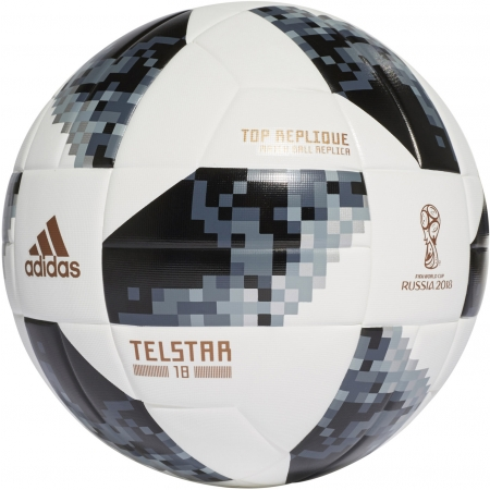 Minge de fotbal - adidas WORLD CUP TOP REPLIQUE - 2