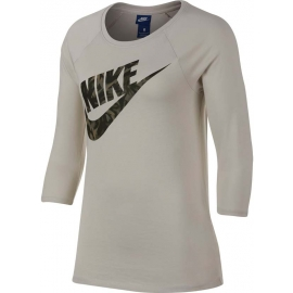 Nike TOP SS TXT FLORAL