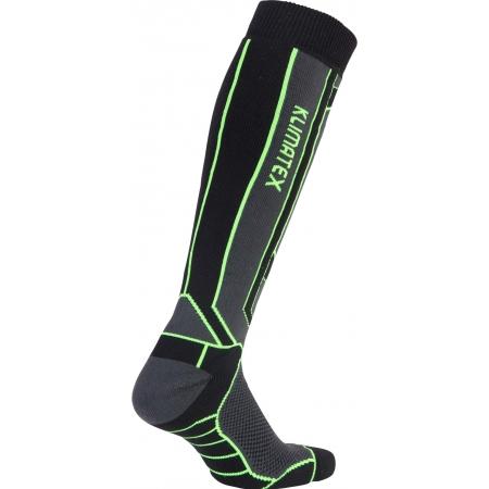 Șosete schi bărbați - Klimatex ASPEN1 - 2