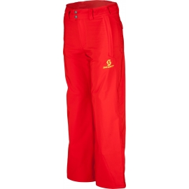 Scott PANT SMU J´S SCOTT SLOPE - Pantaloni ski copii