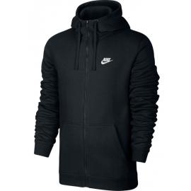 Nike NSW HOODIE FZ FLC CLUB - Hanorac cu glugă bărbați
