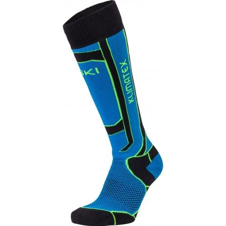 Șosete de schi copii - Klimatex NOGY - 1