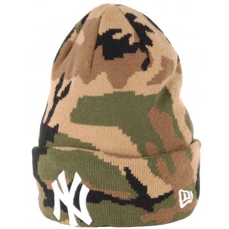 Căciulă iarnă de club - New Era MLB NEW YORK YANKEES