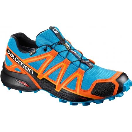 Încălțăminte de alergare bărbați - Salomon SPEEDCROSS 4 GTX