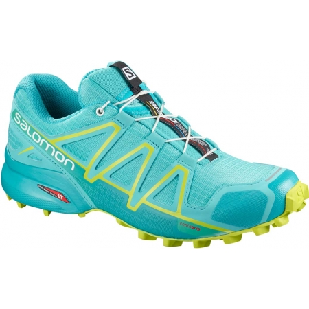 Încălțăminte alergare damă - Salomon SPEEDCROSS 4 W