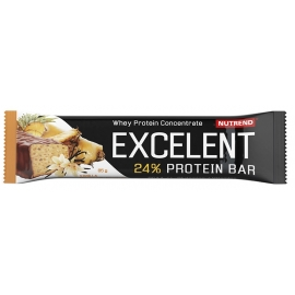 Nutrend EXCELENT 2x85G+1x40G VANILIE+ANANAS