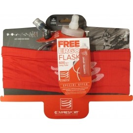 Compressport XMASPACK17 Belt + ErgoFlask600