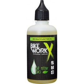 Bikeworkx OIL STAR BIO 100 ML - Ulei universal