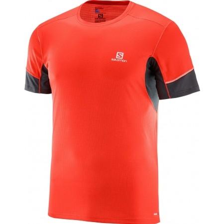 Tricou de bărbați - Salomon AGILE SS TEE M - 1