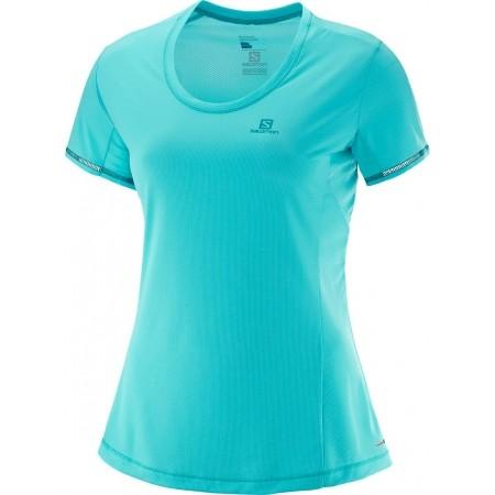 Tricou de damă - Salomon AGILE SS TEE W - 1
