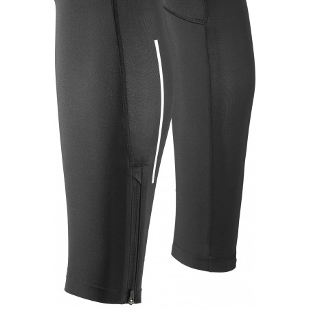 Pantaloni de alergare bărbați - Salomon AGILE LONG TIGHT M - 4