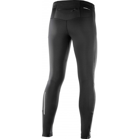 Pantaloni de alergare bărbați - Salomon AGILE LONG TIGHT M - 3