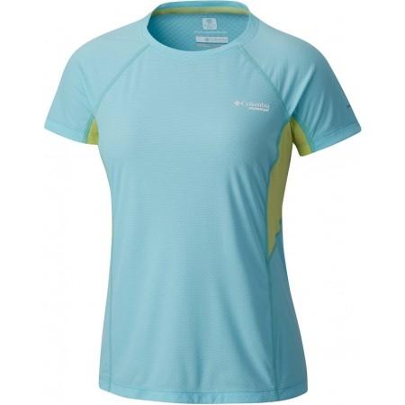 Tricou alergare damă - Columbia MONTRAIL TITAN ULTRA SHIRT W - 1