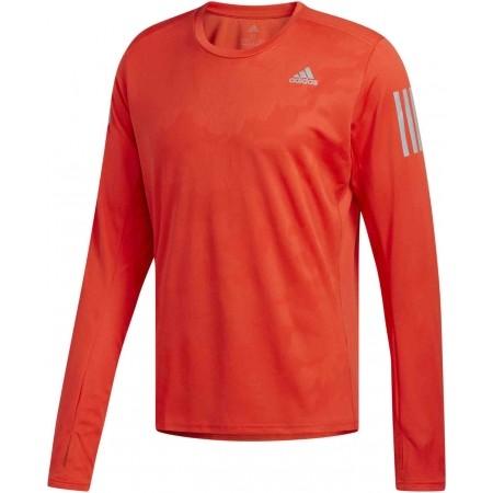 Tricou alergare bărbați - adidas RS LS TEE M RE - 1