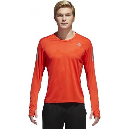 Tricou alergare bărbați - adidas RS LS TEE M RE - 2