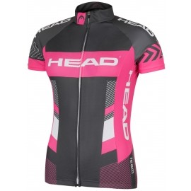 Head LADY JERSEY TEAM - Tricou ciclism damă