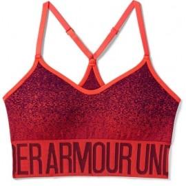 Under Armour SEAMLESS OMBRE NOVELTY - Bustieră de alergare damă