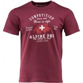 Alpine Pro CHISIS - Tricou de bărbați
