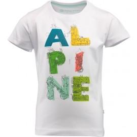 Alpine Pro HALLO - Tricou copii