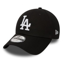 New Era 9FORTY LEAGUE ESSENTIAL LOS ANGELES DODGERS - Şapcă de club bărbați
