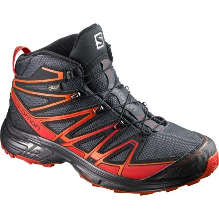 Încălțăminte trekking de bărbați - Salomon X-CHASE MID GTX