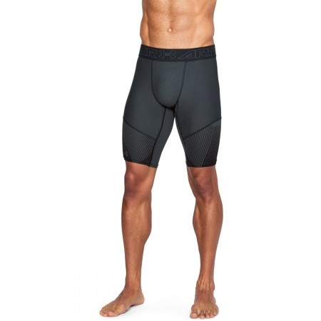 Colanți compresivi de bărbați - Under Armour TB VANISH LONG SHORT - 4