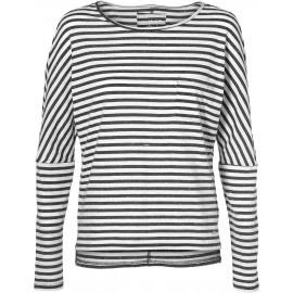 O'Neill LW ESSENTIALS STRIPED TOP - Tricou modern de damă