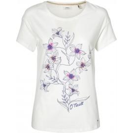 O'Neill LW BEACH FLOWER T-SHIRT - Tricou de damă