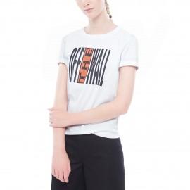 Vans LEGEND STAMP - Tricou de damă