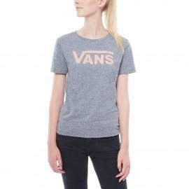 Vans FLYING V CREW - Tricou de damă