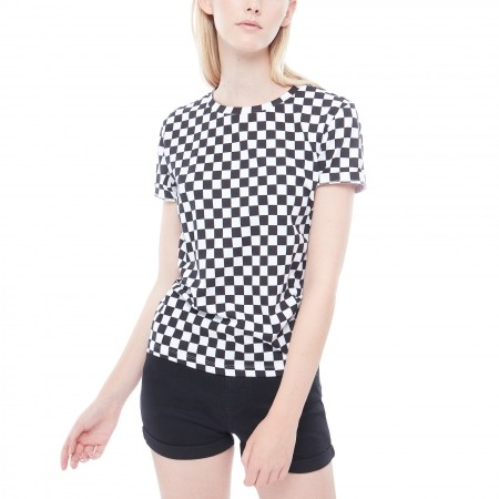 Tricou damă - Vans CHECKS - 1