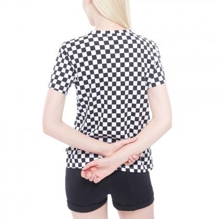 Tricou damă - Vans CHECKS - 2