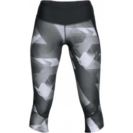 Under Armour FLY FAST PRNTD CAPRI - Colanți compresie de damă