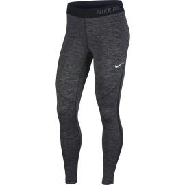 Nike PRO HYPERCOOL TGHT HEATHER - Colanți sport damă