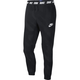Nike AV15 PANT FLC AOP - Pantaloni de bărbați
