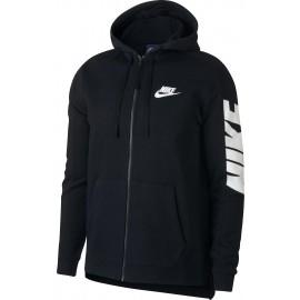 Nike HOODIE FT FZ HYBRID - Hanorac de bărbați
