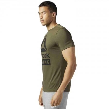 Tricou sport bărbați - Reebok TRAINING SPEEDWICK NEW - 3